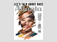 Atlanta Magazine Cover (April 2018)