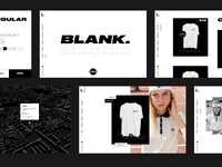 Blank. Overview