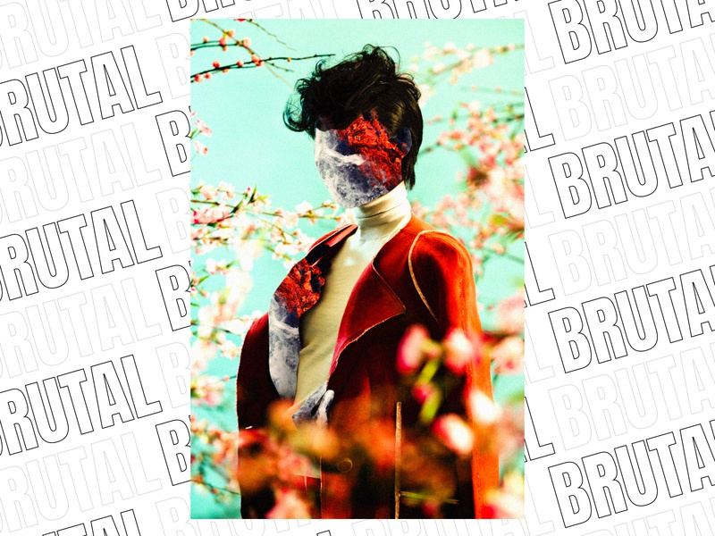 Brutal - Poster Serie n°005