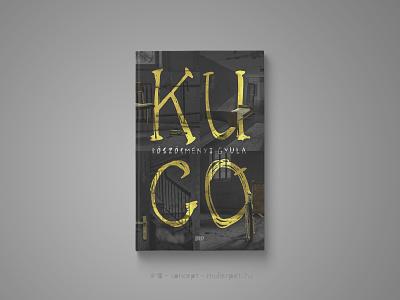 30 days book cover challenge #18 kucó böszörményi gyula könyv graphic design könyvborító concept challenge cover design book cover cover book 30daychallenge