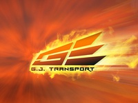 G.J. Transport fire logo