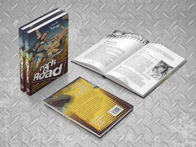 Rock and Road – Book design