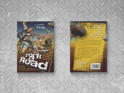 Rock and Road – Book design 02