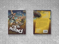Rock and Road – Book design 02