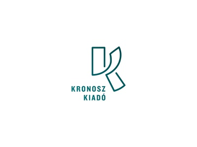 Kronosz Kiado logo book publisher publishing identity branding logo