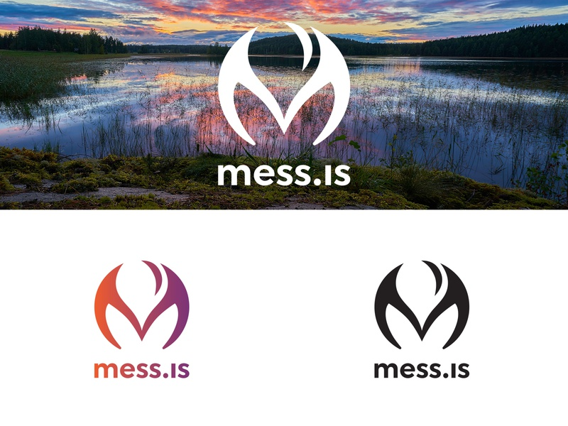mess.is logo in Finland