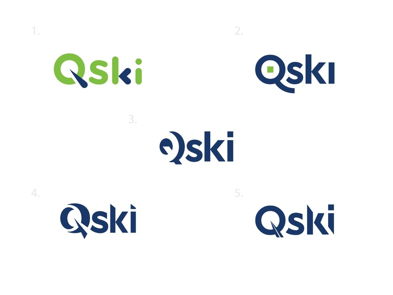 qski work in progress... finnish negative space logo negativespace taxi taxi app identity brand typography applogo app design app logodesign logotype logo