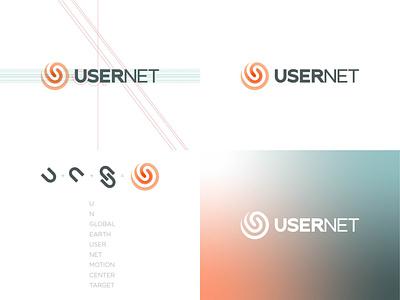 REBRANDING LOGO for USERNET wordmark idenity brand identity branding brand logotype logo typography letter character user network net webdevelopment development applogo appicon icon