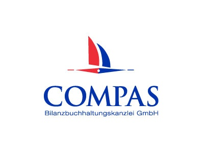 COMPAS sailboat space negative positive hidden compass boat ship finance accounting