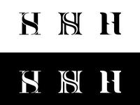 SH monogram
