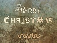 Merry Christmas by Vasvari Design