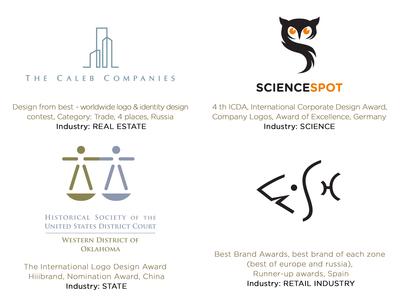 Awards Logos 3