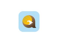 Bald Eagle (a) app icon