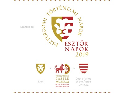 ESZTÖR logo by VASVARI DESIGN