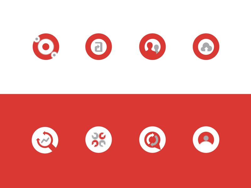 Icon set mobile user vector webdesign web ux app branding design brand identity brand iconography ui icon design icon set icon