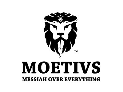 Moetivs Peter Vasvari logo clothing fashion positive negative space head animal lion jesus cross crucifix messiah man body form shape conceal concealed