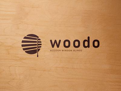 Woodo logodesigner logomaker logotype custom fonts fonts typography design vector illustration logo design illustrator mockup wood logo