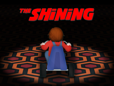 The Shining . Day 12