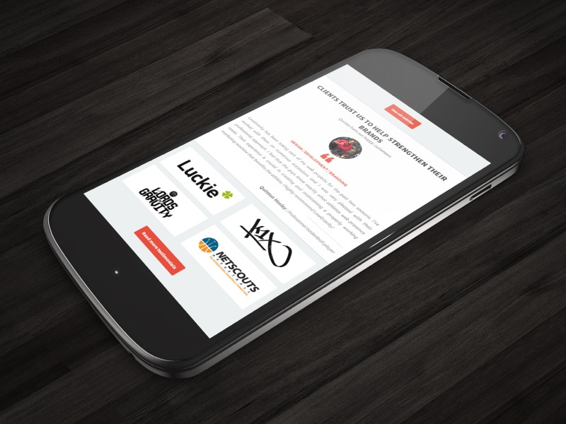 LowGravity.pl new flat testimonial website portfolio basketball wordpress flat ui design