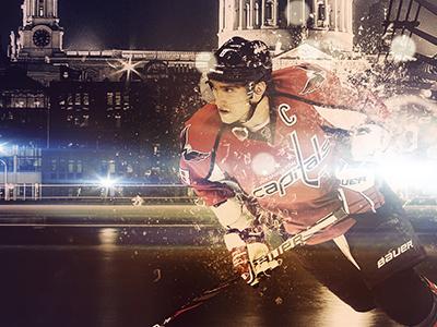 Alexander Ovechkin hockey nhl wallpaper mobile desktop washington sports