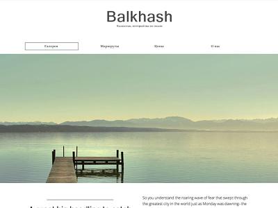 Web Site Minimal Design logo branding design ux ui branding website minimalism web minimal design