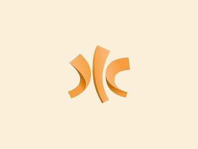 Cyrillic letter Ж cyrillic concept fun lines three bold sand logo ж