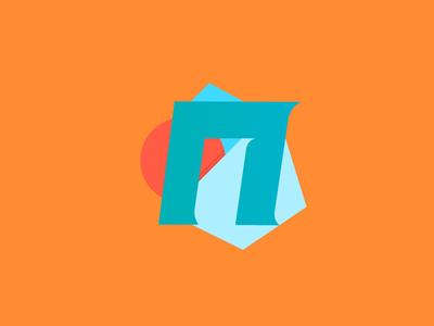 П  Logo