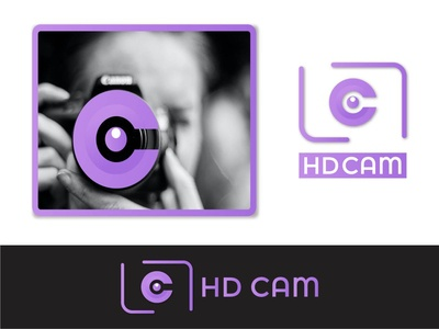 HD CAM LOGO WITH C LETTER MARK flat logo business creative design logo idea modern logo design logo trends 2020 design logo mark c letter logo popular design dribble shot branding logo initial logo logos apps logo photography branding camera logo photography logo logo