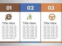 Steps Info-graphics logo icon design branding illustration info-graphics