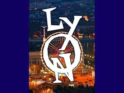 ShowUsYourType Lyon logotype lettering showusyourtype typography vector branding design logo illustration