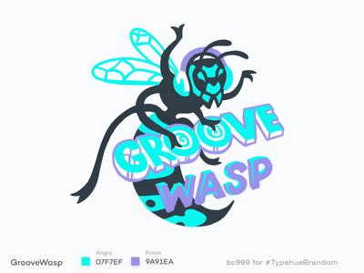 Groove Wasp by Irine Gubanova a.k.a. bc999 via dribbble