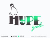 #Typehue 8 Hypescale
