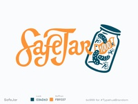 #Typehue 9 Safejar