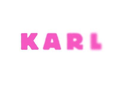 Karl, the Fog (logo)