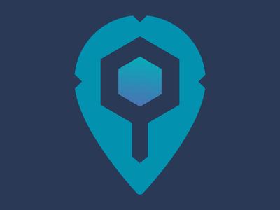 Pin logo exploration