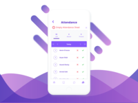 Attendance Tracking for schools