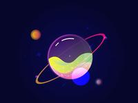 Planetary Glow