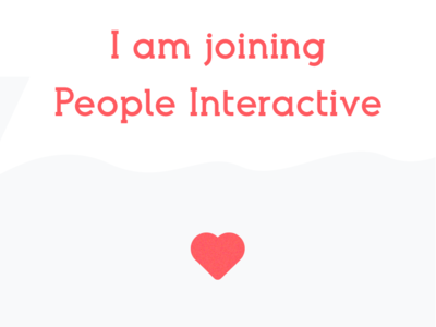 UX at People Interactive