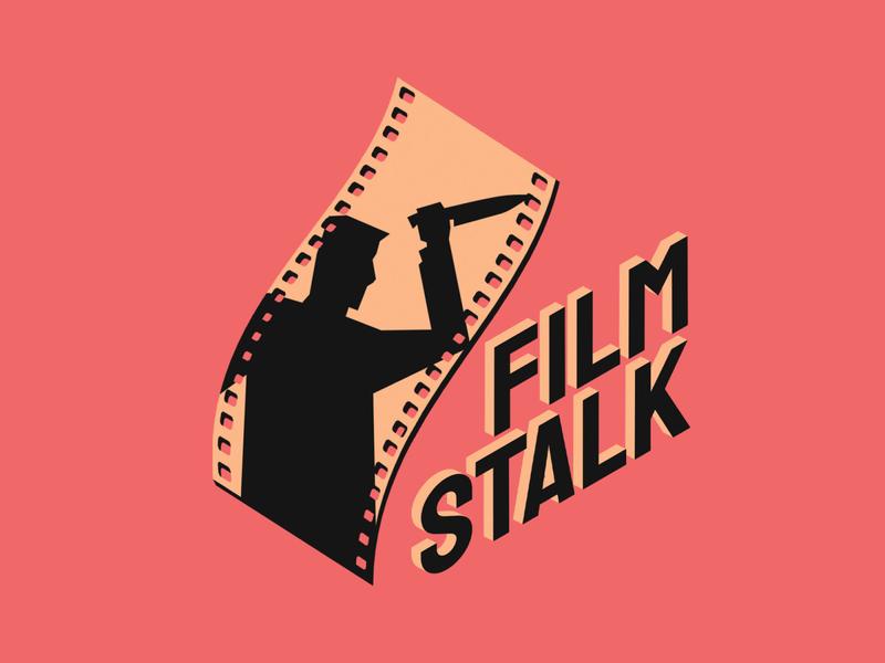 Film Stalk Logo logo illustrator photoshop