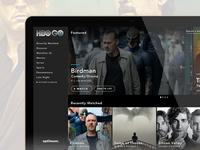 HBOGO Redesign