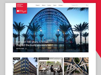 STV - Homepage