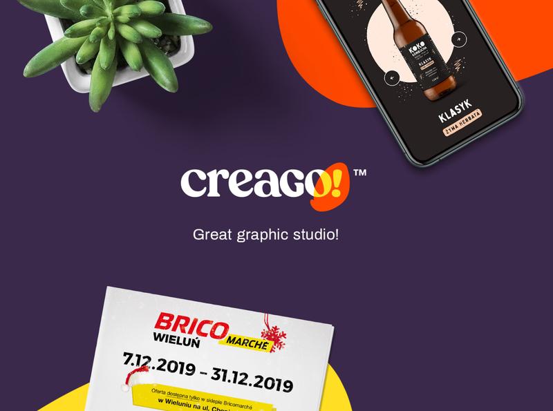 Creago™ - Great graphic studio!