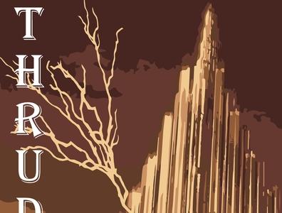 Asgard illustrator vector typography illustration superhero marvel design