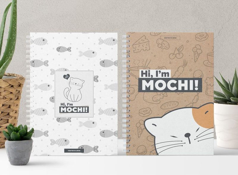 CATS' HOME Product Samples branding product design illustration