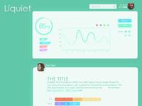 Liquiet - UI Kit