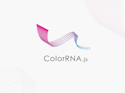 ColorRNA.js Logo logo