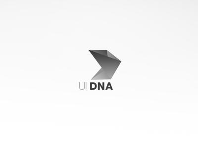Photoshop UI desgin extension UI-DNA logo 2nd  logo