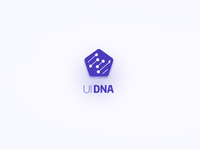 Photoshop UI desgin extension UI-DNA logo 1st logo