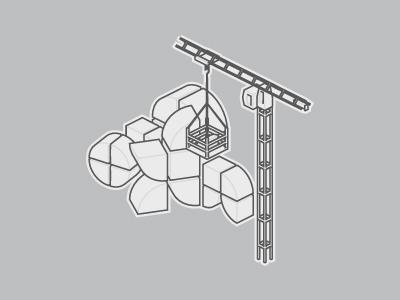 Bildding Typeconstruct type construction icon