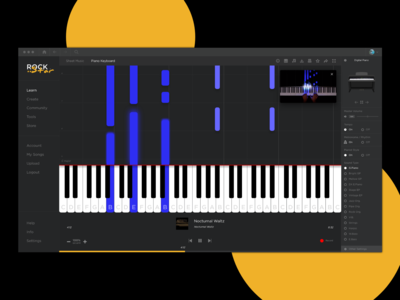 RockStar - Learn Piano (Keyboard)
